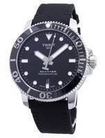 Tissot T-Sport Seastar 1000 T120.407.17.051.00 T1204071705100 Relógio Automático para Homem 300M