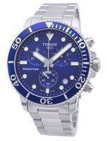 Tissot T-Sport Seastar 1000 T120.417.11.041.00 T1204171104100 Chronograph 300M Men's Watch