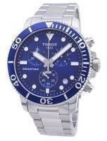 Relógio Tissot T-Sport Seastar 1000 T120.417.11.041.00 Relógio T1204171104100 Cronógrafo 300M