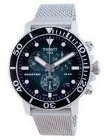 Tissot T-Sport Seastar 1000 Chronograph Diver's Quartz T120.417.11.091.00 T1204171109100 300M Men's Watch