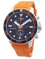 Relógio Tissot T-Sport Seastar 1000 T120.417.17.051.01 Relógio T1204171705101 Cronógrafo 300M