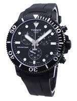 Relógio Tissot T-Sport Seastar 1000 T120.417.37.051.02 Relógio T1204173705102 Cronógrafo 300M