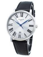 Tissot Carson Premium T122.410.16.033.00 T1224101603300 19 Jewels Quartz Men's Watch