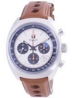 Tissot Heritage 1973 Chronograph Automatic T124.427.16.031.01 T1244271603101 100M Men's Watch
