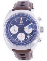 Tissot Heritage 1973 Chronograph Automatic T124.427.16.041.00 T1244271604100 100M Men's Watch