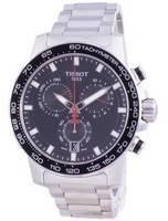 Relógio Tissot Supersport Chrono Quartz T125.617.11.051.00 T1256171105100 100M Masculino