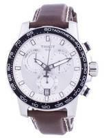Tissot Suppersport Taquímetro Quartz T125.617.16.031.00 T1256171603100 100M Relógio Masculino