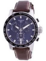 Tissot Supersport Chronograph Quartz T125.617.16.041.00 T1256171604100 100M Men's Watch