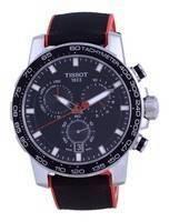 Tissot Supersport Special Edition Chronograph Vuelta Quartz T125.617.17.051.01 T1256171705101 100M Men's Watch