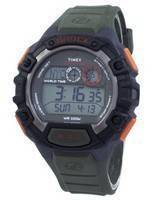 Timex Expedition Shock Hora mundial Indiglo Digital T49972 Relógio Masculino
