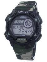 3201ecf2f137 Timex Expedition Base Shock Alarm Indiglo Digital T49976 Reloj para hombre