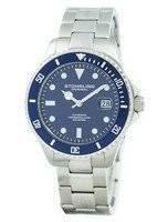 Refurbished Stuhrling Original Regatta Automatic Professional Diver 200M 792.02 Men's Watch