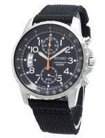Refurbished Seiko Chronograph SNN079 SNN079P2 SNN079P Tachymeter Analog Men's Watch