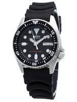 Refurbished Seiko Automatic SKX013 SKX013K1 SKX013K Analog Diver's 200M Men's Watch