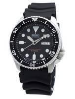 Refurbished Seiko Automatic SKX007 SKX007J1 SKX007J Japan Made Diver's 200M Men's Watch