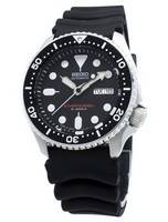 Refurbished Seiko Automatic SKX007J SKX007J1 SKX007 Japan Made Diver's 200M Men's Watch