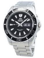 Refurbished Orient Mako CEM75001BR Automatic Diver 200M Men's Watch