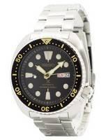 Relógio masculino reformado Seiko Prospex Turtle 200M SRP775 SRP775K1 SRP775K 200M para mergulhador automático