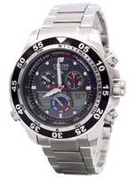 Refurbished Citizen Promaster Chronograph World Time JR4045-57E JR4045 200M Men's Watch