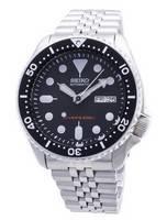 Relógio masculino remodelado Seiko Automatic Divers SKX007 SKX007K2 SKX007K 200M