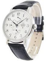 Relógio masculino reformado Orient Classic Automatic Power Reserve EZ09005W