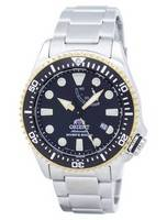 Refurbished Orient Sports Automatic Diver's Power Reserve Japan Made RA-EL0003B00B 200M Men's Watch