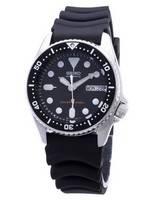 Relógio masculino reformado Seiko Diver automático SKX013 SKX013K1 SKX013K 200M