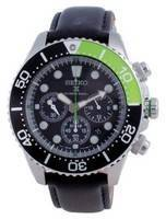 Refurbished Seiko Prospex Diver's Solar Chronograph SSC615 SSC615P1 SSC615P 200M Men's Watch
