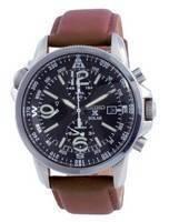Refurbished Seiko Prospex Solar Alarm Chronograph SSC081 SSC081P1 SSC081P 100M Men's Watch