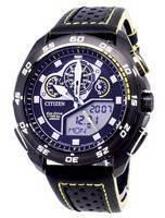 Refurbished Citizen Promaster Chronograph Eco-Drive JW0125-00E 200M Men's Watch