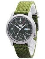 Refurbished Seiko 5 Military Automatic Nylon SNK805K2 Men's Watch