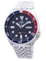Refurbished Seiko Automatic Diver's Blue Dial SKX009K2 200M Men's Watch
