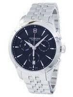 Victorinox Alliance Swiss Army Chronograph Quartz 241745 Men's Watch