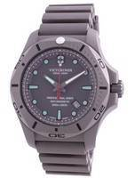 Victorinox Swiss Army I.N.O.X. Professional Diver Titanium Anti-Magnetic 241810 Quartz 200M Men's Watch