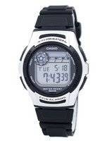 Casio Youth Illuminator Dual Time Digital W-213-1AV W213-1AV Men's Watch