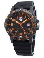 Relógio Luminox Leatherback Sea Turtle XS.0329 de quartzo para homem