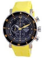 Relógio masculino Vostok Europe Lunokhod 2 Quartz Diver YM86-620A505-LS 300M