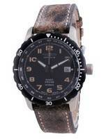 Zeppelin Night Cruise Black Dial Automatic 7264-5 72645 200M Men's Watch