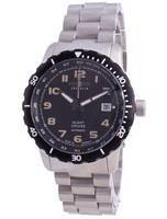 Zeppelin Night Cruise Black Dial Automatic 7264M-5 7264M5 200M Men's Watch