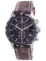Zeppelin Night Cruise Chronograph Quartz 7296-2 72962 100M Men's Watch