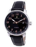 Zeppelin Series LZ127 Graf Automatic Germany Made 7656-2 76562 Men's Watch