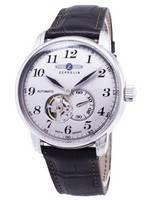 Zeppelin série LZ127 Graf 7666-5 76665 automático Alemanha fez relógio masculino