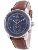 Zeppelin LZ126 Los Angeles 8644-3 86443 Quartz Pulsometer Men's Watch