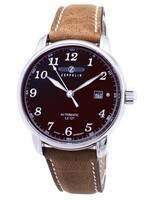 Zeppelin Series LZ127 Graf 8656-3 86563 Germany Made Men's Watch
