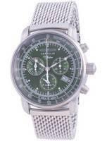 Zeppelin Jahre 100 Years Edition Chronograph Quartz 8680M-4 8680M4 Men's Watch