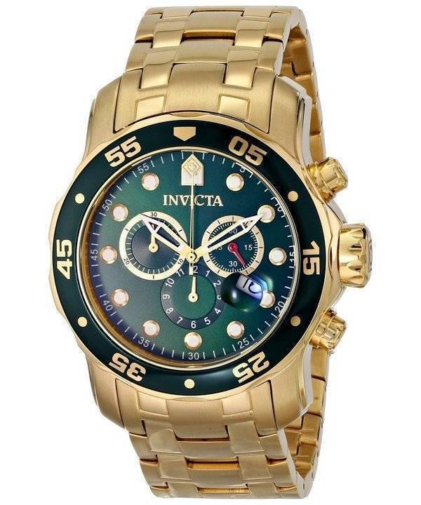 7f77fa9abaa Reloj invicta Pro Diver Cronógrafo 200M 0075 varonil es