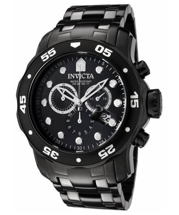 69dd00576bf Relógio Invicta Pro Diver Chronograph 200M 0076 masculino pt