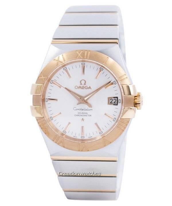 3f3487fc45b Omega Constellation Co-Axial kronometer 123.20.35.20.02.001 Herreur da