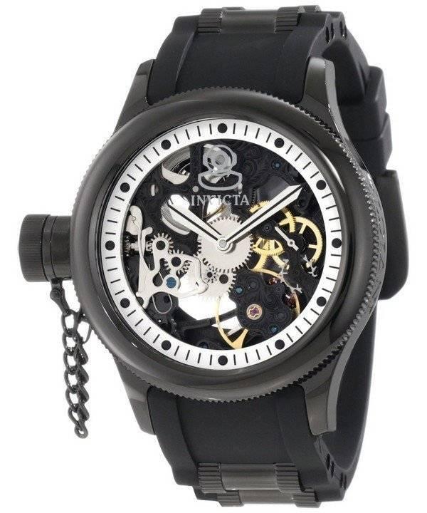 66e93188a2d Relógio Invicta Russian Diver esqueleto Dial 1846 masculino pt