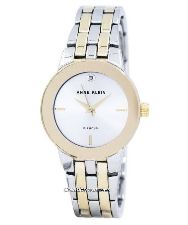 Anne Klein χαλαζία 1931SVTT γυναικείο ρολόι el 22e83a12ee2